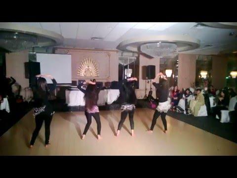 BSAS 2013: Auronno Bangla dance performance (Hindi Songs)