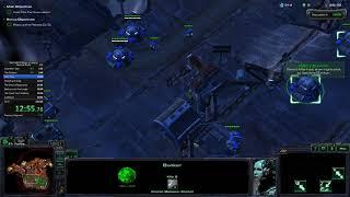 Starcraft 2 WoL normal any% speedrun 1:52:44 (1:41:58 IGT)