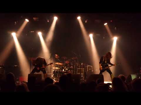 Imperial Age - Anthem of Valour (Live at Melkweg Amsterdam 02-02-2018)