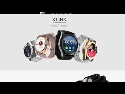 BLU X Link Smartwatch?