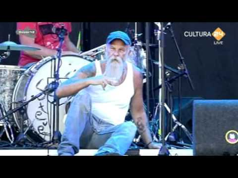 Seasick Steve @ Pinkpop 2012 Full