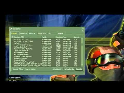 Descargar e Instalar Counter Strike 1.6 FULL + Servidor + Bots [1 Link]