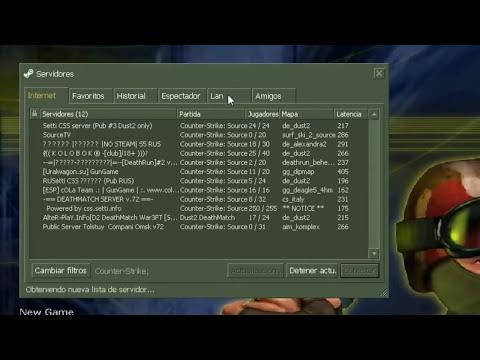 Descargar e Instalar Counter Strike 1.6 FULL + Servidor + Bots [1 Link]