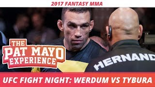 2017 Fantasy MMA: UFC Sydney DraftKings Picks & Preview