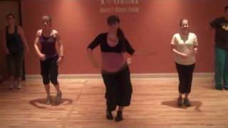 Zumba Crew of Woodstock! (Not My Love remix by Pitbull)