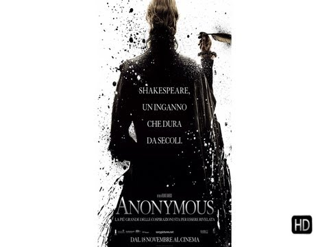 Anonymous - Trailer Italiano
