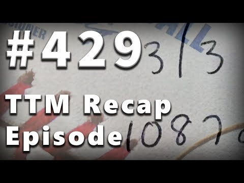 TTM Recap Episode 429 - 1087 days