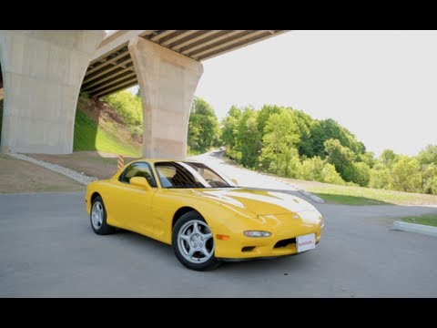 1993 Mazda RX-7 Review