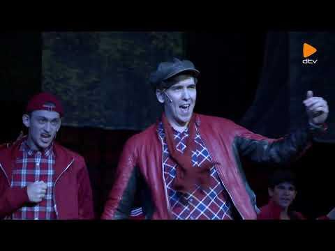 Pál utcai fiúk a Csokonai Színházban - Debreceni Színképek, 2019.10.02.