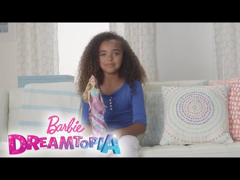 Dreaming up New Worlds for Barbie Dreamtopia | Dreamtopia | Barbie
