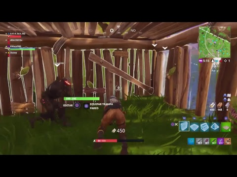 Fortnite game play._the best buo
