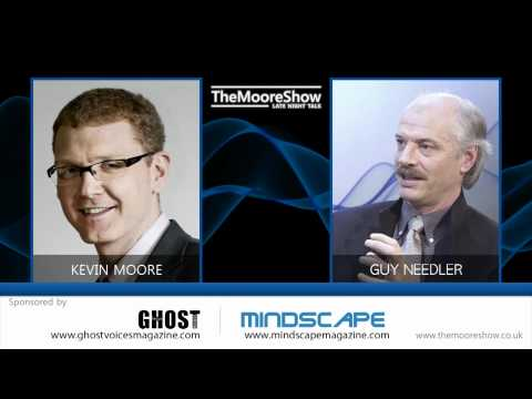 Guy Needler on 'History of God' Radio Interview on The Moore Show