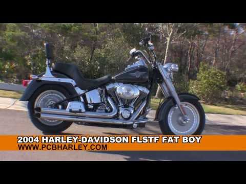 2004 Harley Davidson FatBoy  - Used Motorcycles for sale