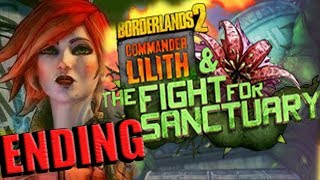 Borderlands 2 - Commander Lilith & the Fight for Sanctuary Ending