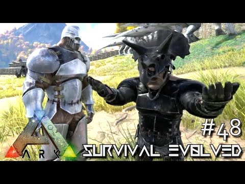 ARK: Survival Evolved - TWO DERPS ONE ARK !!! [Ep 48] (Server Gameplay)
