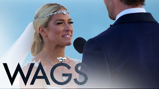 """WAGS"" Star Barbie Blank Gets Married to Sheldon Souray! 