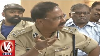 Cabinet Sub Committee Holds Review Meet On Road Safety | Hyderabad