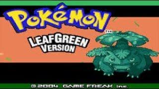 Pokemon Leaf Green RELLY Randomize Nuzlock Ep.8-MY EYE HURTS!!!