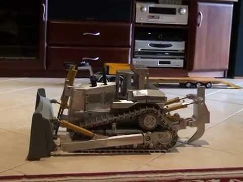 Rc Bulldozer D11