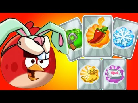 Angry Birds 2 ♥ PvP Arena Gold League - Ep17 HD