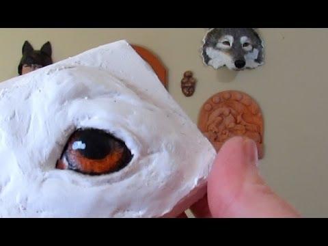 paper mache cat instructions