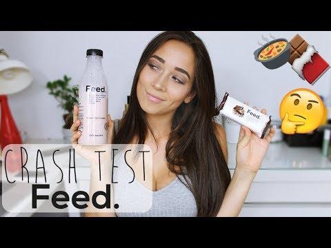 CRASH TEST : un repas sain et équilibré en poudre? ♡ thumbnail