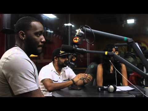 Remar Radio Interview HJ 94.1 Boom FM Launch