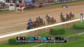 """2009 Kentucky Derby """"Mine That Bird"""" in HD w/perfect sound."""
