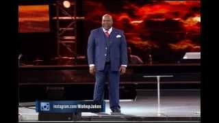T.D. Jakes Sermons: I'm in Transition