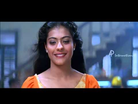 Minsara Kanavu - Prabhu Deva Amazed At Kajol video