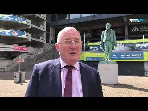 GAA President, John Horan, discusses the COVID-19 roadmap for a safe return to Gaelic Games.