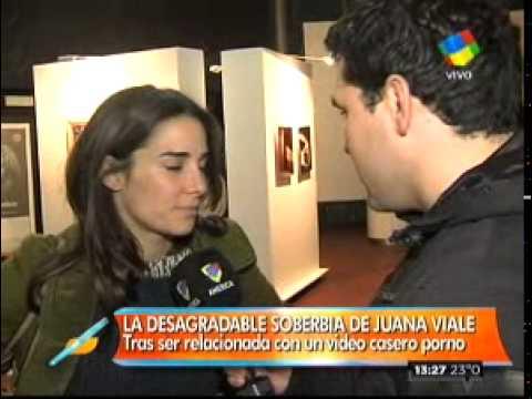 Juanita Viale otra vez soberbia con la prensa: respuestas cortantes y a desgano