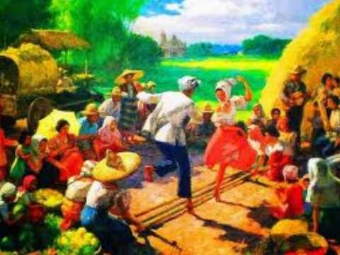 Tinikling Music In 8-bit video