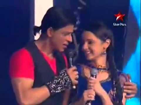 Khushi Sanaya Irani Dance With Shahrukh Khan Full Hd video