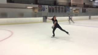 Fight Song (Rachel Platten) Figure Skating