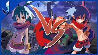 Disgaea 1 COMPLETE - PS4 VS PS2 Comparison (60FPS)
