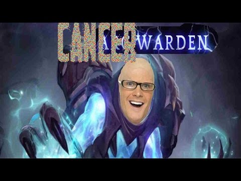 Zet, Cancer Warden