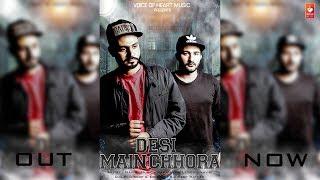 Desi Main Chora | Nav R | Latest Haryanvi Songs Haryanavi 2018 | VOHM