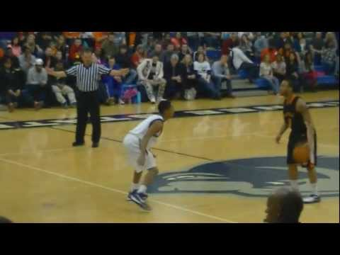 UPike Basketball 2013: At Shawnee State University 2/23/13    Pikeville