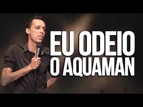 LIGA DA JUSTIÇA - STAND UP COMEDY - NIL AGRA thumbnail