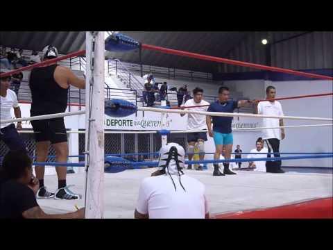 Examen Profesional para Luchadores Apasionados por la Lucha Libre 5-Sep-13