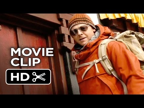 Hector and the Search For Happiness Movie CLIP - Arriving in Tibet (2014) - Simon Pegg Movie HD