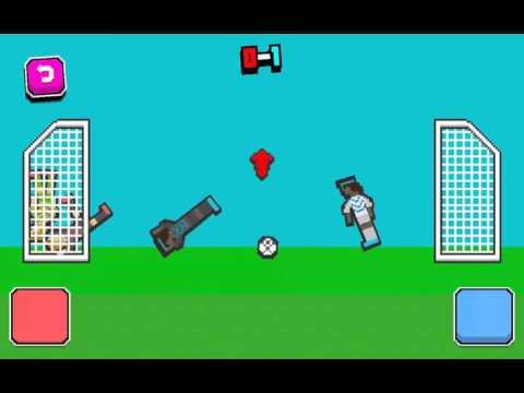 Realistic Soccer 2D replay : 0-2 on LENOVO Lenovo B8000-H