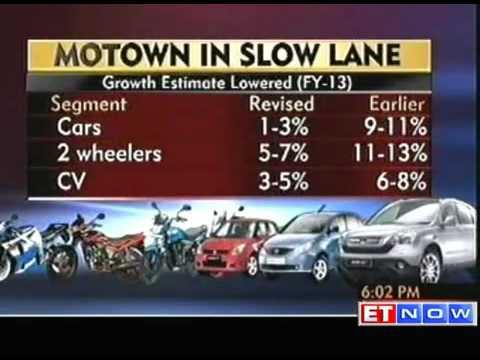 SIAM cuts FY13 car sales growth forecast
