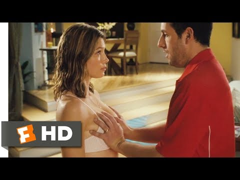 I Now Pronounce You Chuck & Larry (9/10) Movie CLIP - Real & Creamy (2007) HD