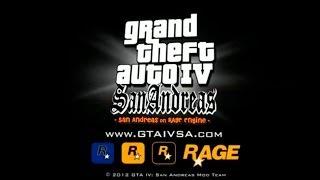 Como Baixar e Instalar GTA IV: San Andreas Beta 3