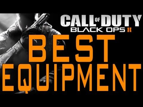 Black Ops 2 - Best Equipment: Black Hat PDA (Call of Duty BO2 Tips and Tricks)
