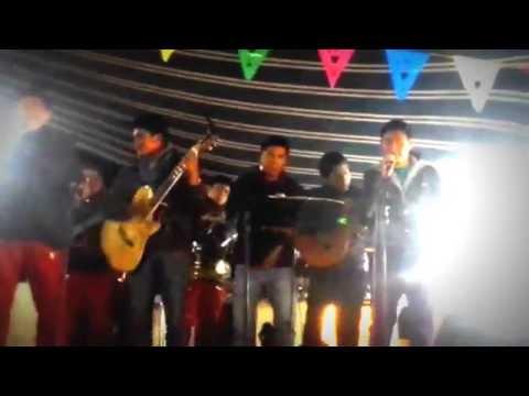 Grupo Sensación Juvenil en chuquibamba