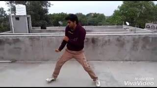 Rahul Rajput bollywood freestyle dance amalner jalgaon