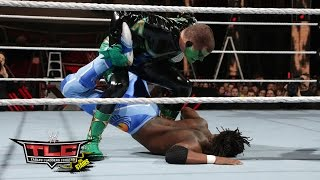 The New Day vs. Gold & Stardust: WWE Tables, Ladders and Chairs ... and Stairs 2014 Kickoff